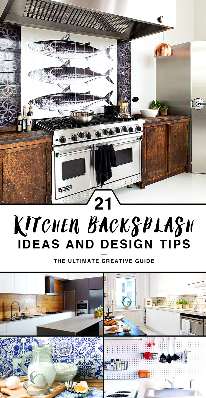 21 Kitchen Backsplash Ideas And Design Tips The Ultimate Creative