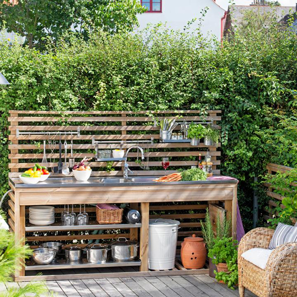 Design Your Space Outdoor Kitchen Ideas Home Tree Atlas