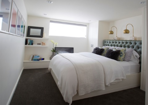 The Hotel Experience Basement Guest Room Ideas Home